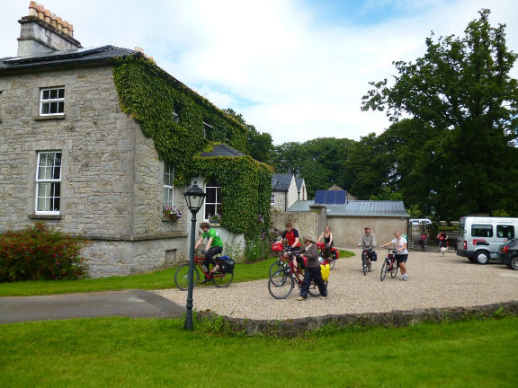 Cycling at The Old Rectory